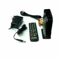 Sintonizador Digital Hd Pronext Xt34 + Antena Interior 20db