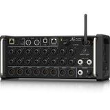 Consola Mixer Digital Behringer Xr18 Wifii Musicapilar