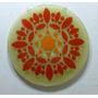 Mandalas De Vitrofusión -20 Cm-