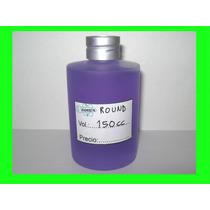Envase Round 150 Perfume Body Cosmetic Plastic Difusor