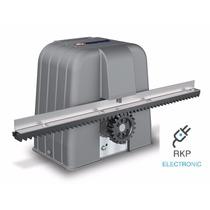 Motor Para Porton Corredizo Con Caja Reductora Imecotron Kit