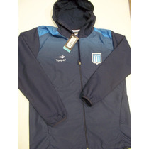 Campera Rompeviento Racing Topper Firmamento Lavalledeportes