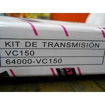 Kit Transmision Completa Gilera Vc 150 Original! Pr Motos