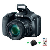 Canon Sx530 Zoom 50x Full Hd Wifi + Bolso + Memoria 32gb C10