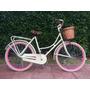 Bicicleta Vintage Mujer Retro Clasica Inglesa No Aurorita