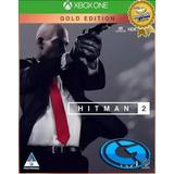 Hitman 2 Gold Ed. / Xbox One / Digital Offline