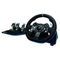 Volante Logitech G920 Pedalera Xbox One Pc Profesional Ctas
