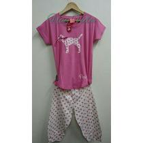 Pijamas Pink Victoria