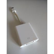 Adaptador Mini Display Port A Vga Mac Original
