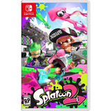 Splatoon 2 Juego Físico Nintendo Switch Nuevo Sellado