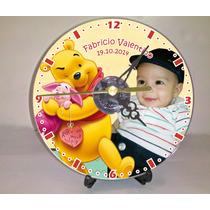 Souvenir Reloj Cd Gratis Pilas Y Atril!!!