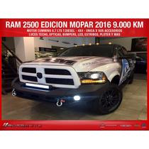 Ram 2500 Año 2016 Edicion Mopar 4x4 Automatica 6.7 Lts Turbo