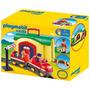 Playmobil 6783 Maletin Estacion De Trenes - Mundo Manias