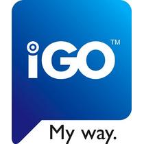 Nuevo Mapa Argentino Para Igo8 / Igo Primo En Gps Chino 2015
