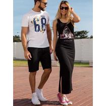 Maxi Vestido Largo Shedyl 5130 Verano Tienda Wariel