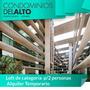 Departamento Alquiler Temporario - Dia - Semana - Rosario