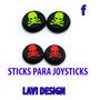 Cubre Grip Stick Para Joystick Ps3 Ps4 Ps2 Xbox One 360