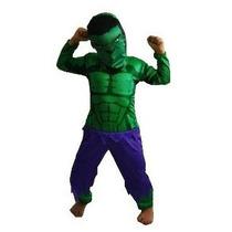 Disfraz De Hulk Original