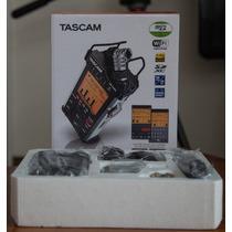 Grabador Digital Audio Tascam Dr 44wl - Dslr- Cine Digital
