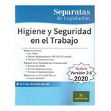 Higiene Y Seguridad En El Trabajo Ley 19587 Separata