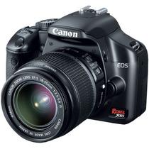 Camara Reflex Canon Eos Rebel Xsi 450d Como Nueva!