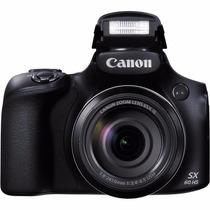 Canon Powershot Sx60hs 16mp 65x Full Hd. Wifi. + Gtia