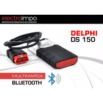 Scanner Multimarca Delphi Ds150 Ultima Version 2016.0 Envio