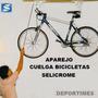 Aparejo Soporte Cuelga Bicicletas Del Techo Marca Selicrome