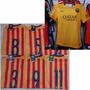 Camisetas Para Equipos X Mayor Barcelona Visitante 9m 7xl