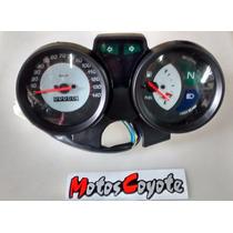 Tablero Velocimetro Yamaha Ybr 125 Brasil Motos Coyote Moron