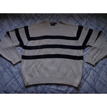 Pullover Sweater Polo By Ralph Lauren Talle Xxl = Xl