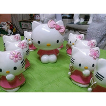 Souvenirs Hello Kitty / Porcelana - Yeso
