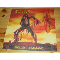 Wasp The Last Comand Usa Sellado Nuevo Color Stock