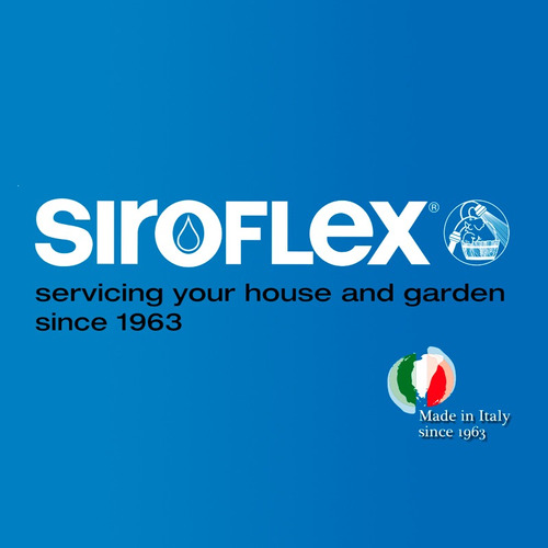 Aspersor Riego Giratorio Con Base Siroflex 4640 Aquaflex