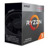 Procesador Gamer Amd Ryzen 3 3200g Yd3200c5fhbox De 4 Núcleos Y 4ghz De Frecuencia Con Gráfica Integrada