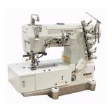 Máquina De Coser Industrial Typical Gk1500d03 Blanca 220v
