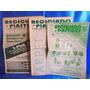 Lote De 3 Revistas Reciclados Y Plasticos Nro 28, 23 Y 19