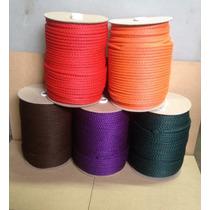 Soga De Polipropileno 7 Mm X 100mts Color Violeta