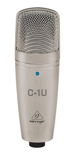 Micrófono Behringer C-1u Condensador