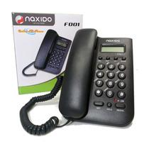Teléfono De Línea Números Grandes Identificador De Llamadas