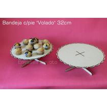 Base Para Torta 32cm Candy Bar - Fibrofacil - Golosinas