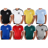 Pack 2 X 1 Remeras adidas Retro Mas De 8 Colores A Eleccion
