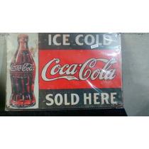 Chapa De Coca Cola Antigup