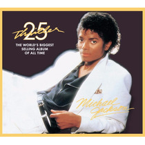 Michael Jackson Vinilo Picture Made In Usa 25 Thriller!!