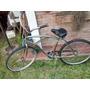 Bicicleta Playera Cromada