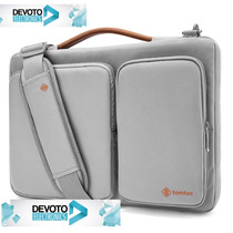 Funda Notebook 15 15,6 Tomtoc Macbook Bolso Hombro Premiun