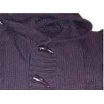 Sweater Montgomery Con Capucha. Directo De Fabrica