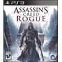 Assassins Creed Rogue - Ps3 Fisico Y Sellado - Warp Zone*