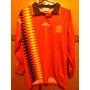 Camiseta Fútbol Deportivo Español Adidas 95 1995 96 1996 M