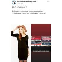 91201dd93402 Pack X 9 Vestidos Basicos Algodon Mayorista Fabricante en venta en ...